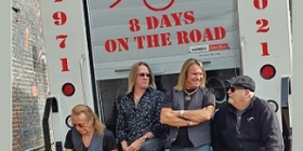"""FOGHAT - """"8 DAYS ON THE ROAD"""" (2021, METALVILLE)"""