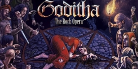 """ELINA ENGLEZOU (WITH BOB KATSIONIS) - """"GODITHA - THE ROCK OPERA"""" (2020, SYMMETRIC RECORDS)"""