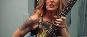 LITA FORD: COMPLETED NEW ALBUM