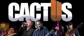 CACTUS: NEW STUDIO ALBUM IN APRIL