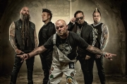 "FIVE FINGER DEATH PUNCH - ""A LITTLE BIT OFF"""