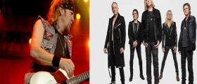ADRIAN SMITH WAS ABOUT TO JOIN DEF LEPPARD