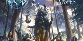 """BURNING WITCHES - """"THE WITCH OF THE NORTH"""" (2021, NUCLEAR BLAST)"""